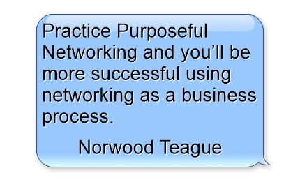 Norwood Teague quote #1